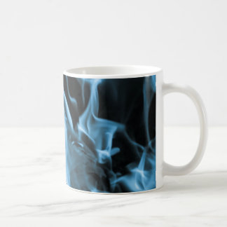 Blue Flame Coffee Mug