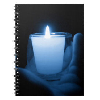 Blue Flame Notebooks