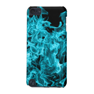 Blue flames iPod touch (5th generation) cover