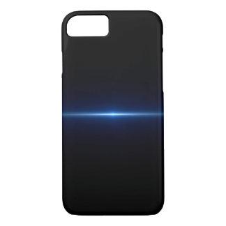 Blue Flare Sci-fi Glow Case