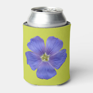 Blue Flax #1 Can Cooler