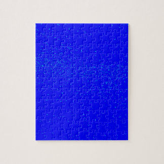 Blue Fleck Background Jigsaw Puzzle