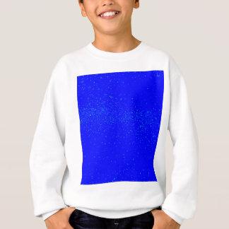 Blue Fleck Background Sweatshirt
