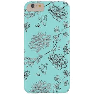 Blue Floral Phone Case