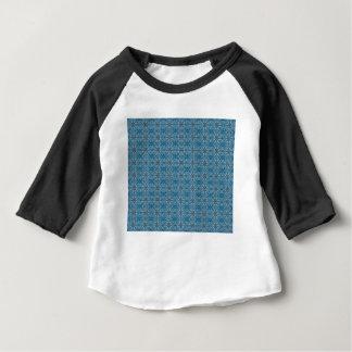 Blue Flowers Baby T-Shirt