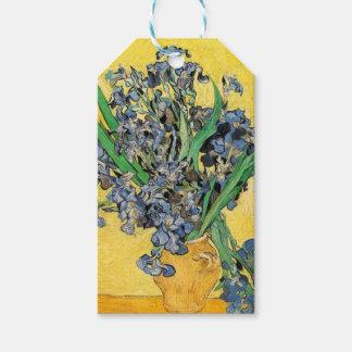 Blue flowers - It labels