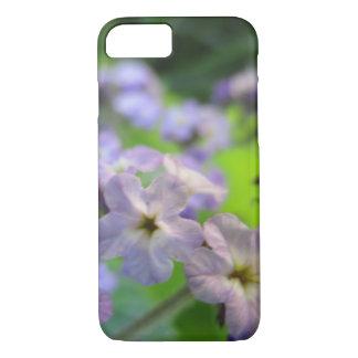 Blue Flowers Phone Case
