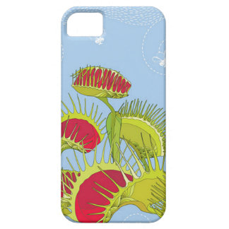 blue fly trap case for the iPhone 5