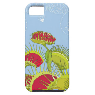 blue fly trap iPhone 5 cases