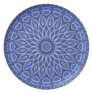 Blue For You Dinner Plates