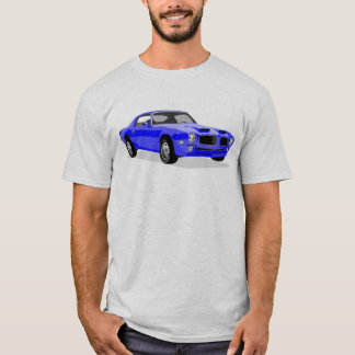 Blue Formula Bird T-Shirt