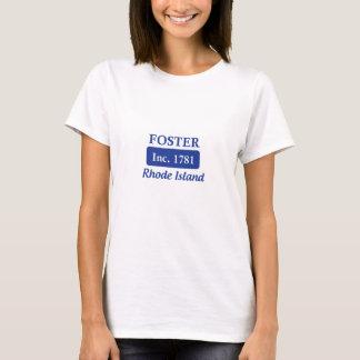 Blue Foster Rhode Island T-Shirt