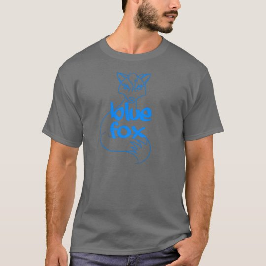 Blue Fox Records T-Shirt