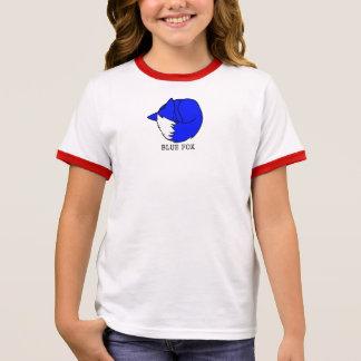 Blue Fox Ringer T-Shirt