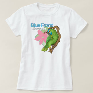 Blue Front Amazon T-Shirt