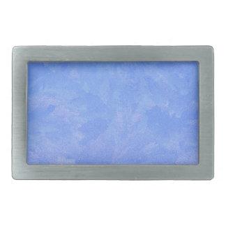 Blue Frost Belt Buckle