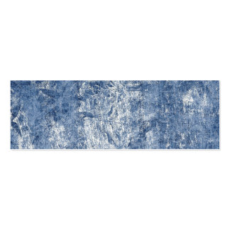 Blue Frost Business Card Templates