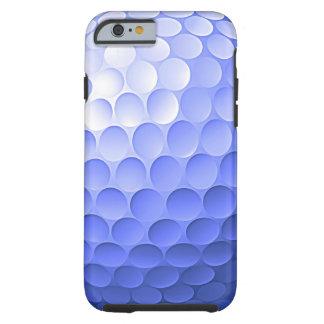 Blue G Ball Tough iPhone 6 Case