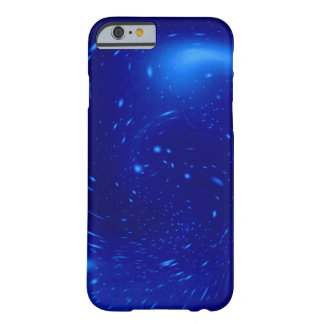 Blue Galaxy Barely There iPhone 6 Case