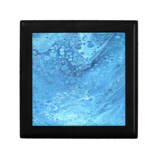 Blue Galaxy Gift Box