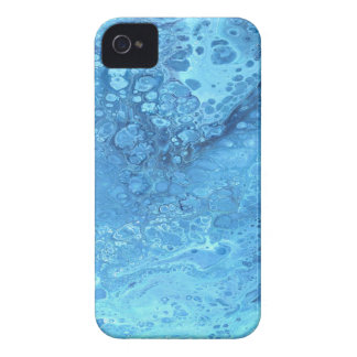 Blue Galaxy iPhone 4 Cover