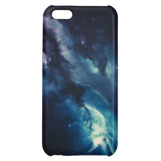 Blue Galaxy iPhone 5C Case