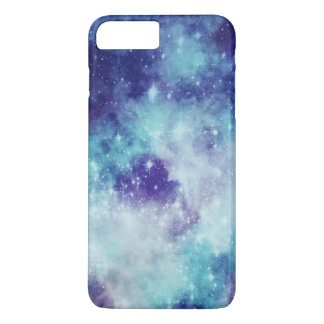 Blue galaxy iPhone 8 plus/7 plus case