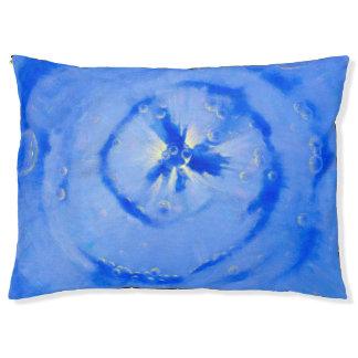 Blue Galaxy Pet Bed