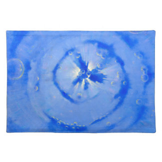 Blue Galaxy Placemat