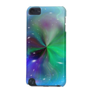 Blue Galaxy Swirl iPod Touch (5th Generation) Cover