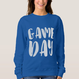 Blue Game Day Sweatshirt