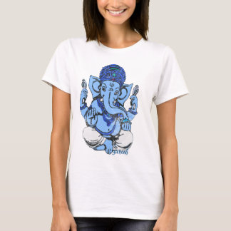 blue ganesh T-Shirt