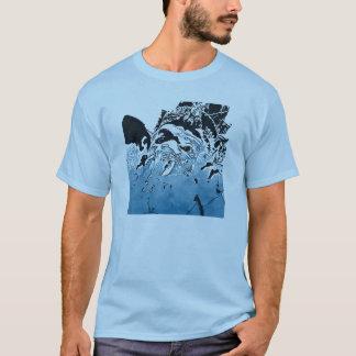Blue Ganesha T-Shirt