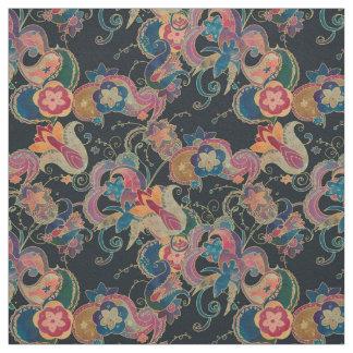 Blue Garden, Fabric