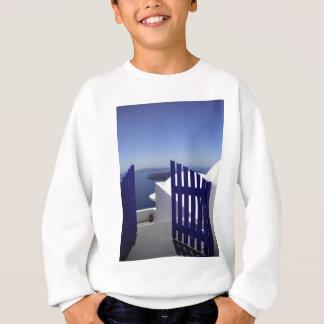 Blue gate sweatshirt