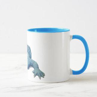 Blue Gator Coffee Mug