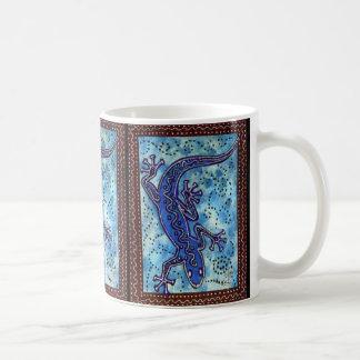 Blue Gecko Mug