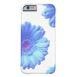 Blue gerbera daisy barely there iPhone 6 case