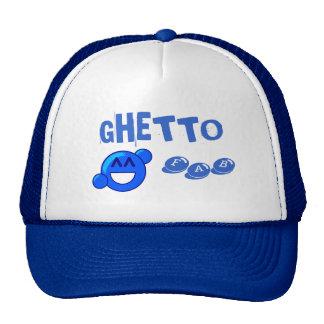 Blue GF Trucker Hat