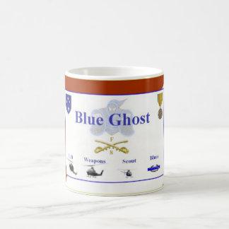 Blue Ghost Coffee Mug