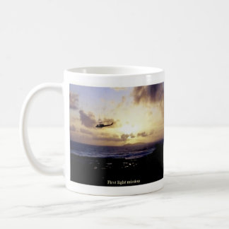 Blue Ghost Platoons - Lift Coffee Mug