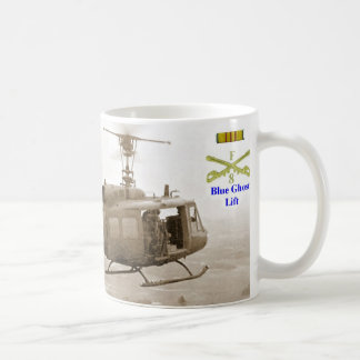 Blue Ghost Platoons - Lift Coffee Mug