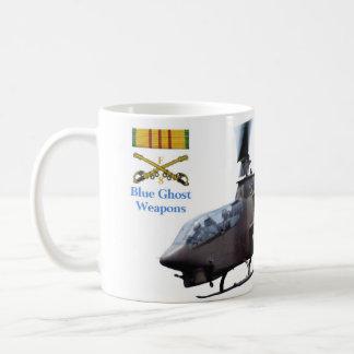 Blue Ghost Weapons Platoon Coffee Mug