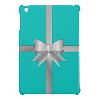 Blue Gift Box iPad Mini Cover
