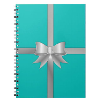Blue Gift Box Notebooks