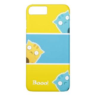 Blue Ginger Cat Smartphone Case