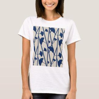 blue ginkgo T-Shirt