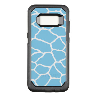 Blue Giraffe OtterBox Galaxy S8 Case