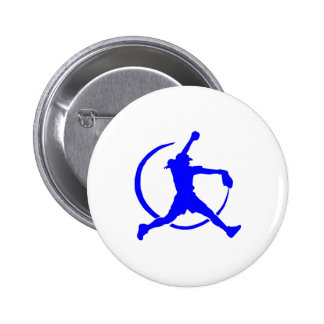 Blue Girl s FASTPITCH SOFTBALL image Buttons