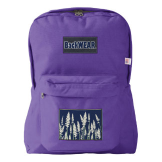 Blue Glass Designer Modern Backpack Buy Online